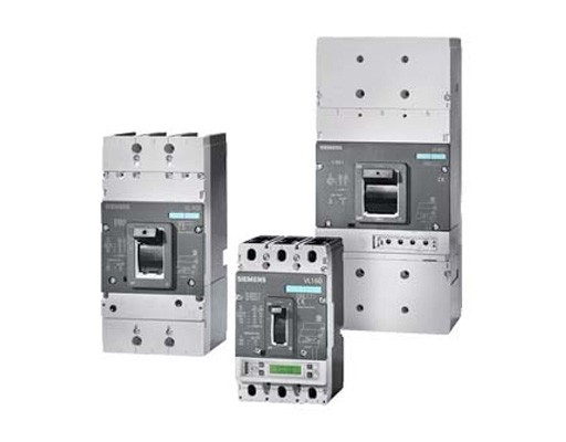 3VL Mould Case Circuit Breakers