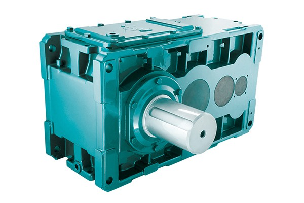 helical and bevel helical gearboxes
